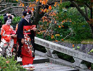 Японская осень в москве