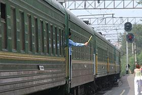 Cтолкновение поездов: десятки пострадавших