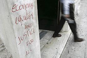 Греция попалась на фальсификации?