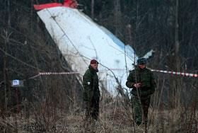 Работа судмедэкспертов при авиакатастрофах