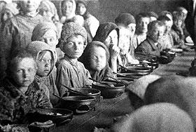 Большой голод, страсбургское решение