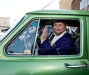 """Кадыров: """"Зачем мне это нужно?"""""""