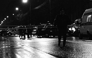 Расстрел на Кедрова