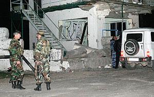 Дагестанский след московских взрывов