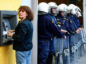 Греция: глобально затянуть пояса