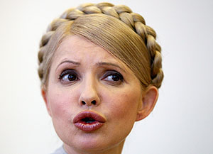 Тимошенко контратакует