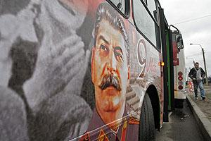 Вдоль по Невскому со Сталиным