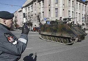 День Победы без советских символов