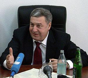 Гуцериев, возвращение в Москву