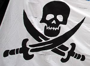 В лапы к пиратам второй раз