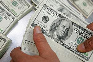 Рывок доллара