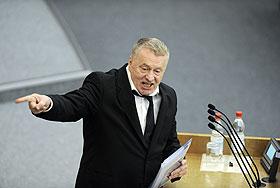 Жириновский отрицает примирение