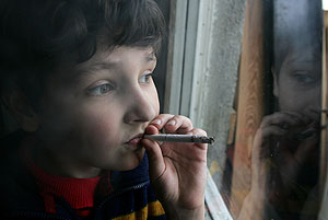 Шокирующие курильщики