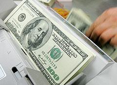Май: доллар вырос на 1,7 рубля