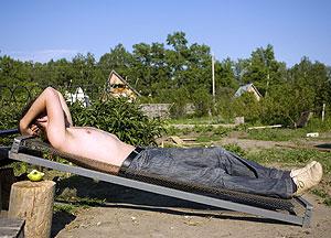 Шашлычники против огородников