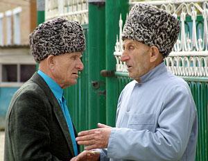 Час аксакалов