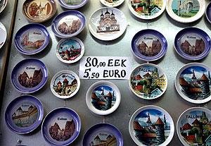 Еврозона пополнится Эстонией