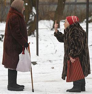 Беспощадно наживаться на стариках