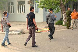 Союзники по ШОС помогут Киргизии