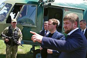 Чечня: ликвидация боевиков