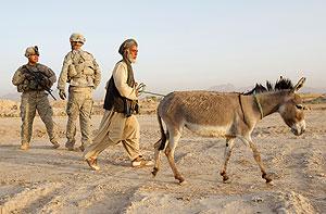 Интриги с талибами