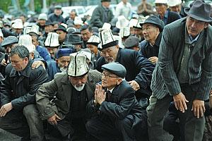 Рубикон для Киргизии