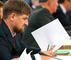 Кадыров - не президент, но имам