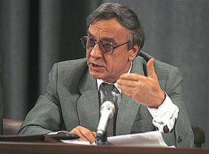 Умер Геннадий Янаев