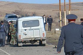 В Ингушетии уничтожены боевики