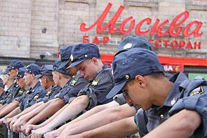 Закон о полиции идет в Госдуму