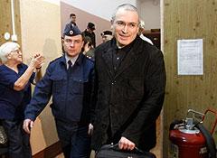 Последнее слово Ходорковского