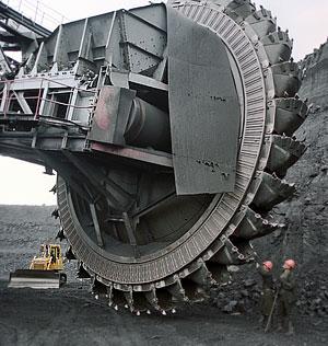 Угольный Клондайк под Кызылом