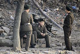 Корея: не допустить войны