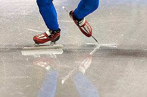 В детском дворовом спортивном клубе «Старт»  прошли соревнования по шорт-треку