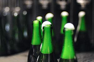 Море шампанского и океан пива