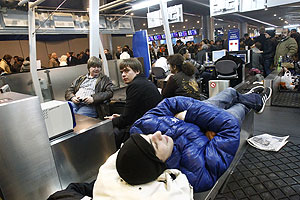 Онищенко пришел в аэропорты