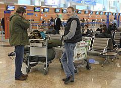 Аэропорты на взлет и посадку
