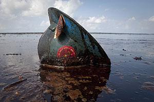 Итоги года: Авария в Мексиканском заливе - как это было