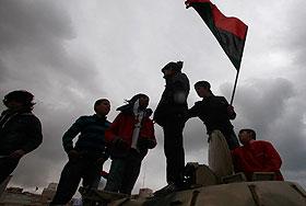 Ливия: внутри и вокруг