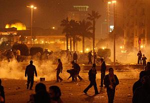 Бушующий Египет. Фото