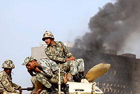 В Египте неспокойно
