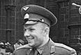 Юрий Гагарин в Великобритании, 1961 год