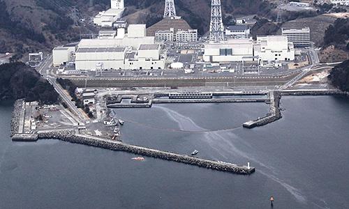 На АЭС в Онагавe произошла утечка радиоактивной воды