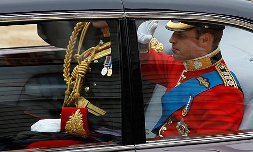 Свадьба принца Уильяма Кейт Миддлтон