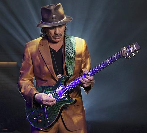 Carlos Santana, 17 июня