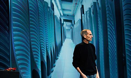 Стив Джобс представил новые проекты Apple