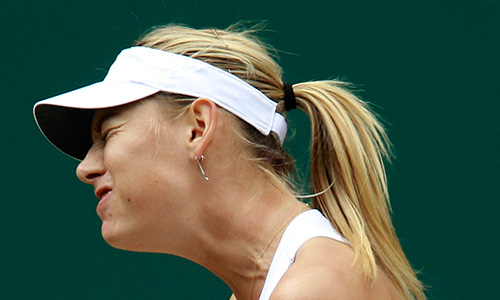 В финале женского одиночного разряда М.Шарапова встретится с чешской теннисисткой Петрой Квитовой.