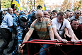 Арест Юлии Тимошенко