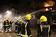 Более сорока человек были задержаны после беспорядков, которые вспыхнули поздним вечером в субботу в Тоттенхэме на севере Лондона, сообщает Би-Би-Си. 26 полицейских и трое гражданских лиц получили ранения.