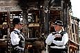 Полицейское оцепление в районе Тоттенхэм